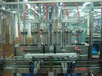 POLARIS 6P для розлива пенящихся жидких продуктов в пластиковые бутылки и канистры 500 – 5000 мл