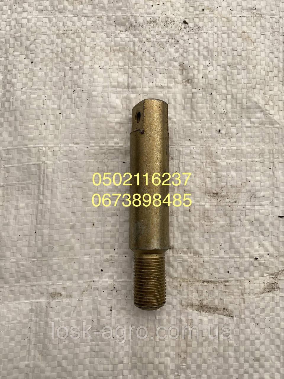 Палец (ось) регулировки подбарабанья  54-60150 Б механизма регулировки подбарабанья СК-5 комбайна НИВА
