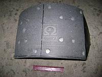 Колодка торм. МАЗ 5440, КАМАЗ задн. правая (пр-во ТАиМ)