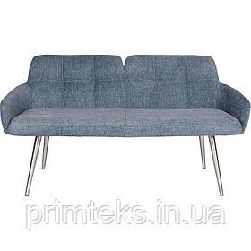 Кресло-банкетка OLIVA (Олива) синий