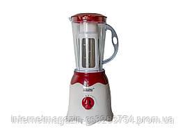 Блендер стационарный Schtaiger 2 в 1 Белый с красным (2225)