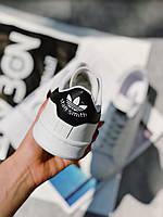 Кроссовки Adidas Stan Smith Black, фото 1