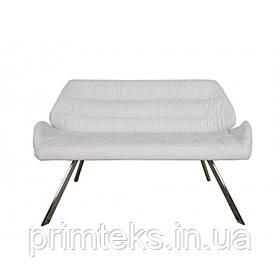 Кресло-банкетка TENERIFE (Тенерифе) белая
