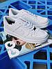 Кроссовки  Nike Air Force White белые