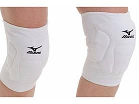 Наколенники спортивные белые Mizuno VS1 Kneepad Z59SS891-01, фото 2