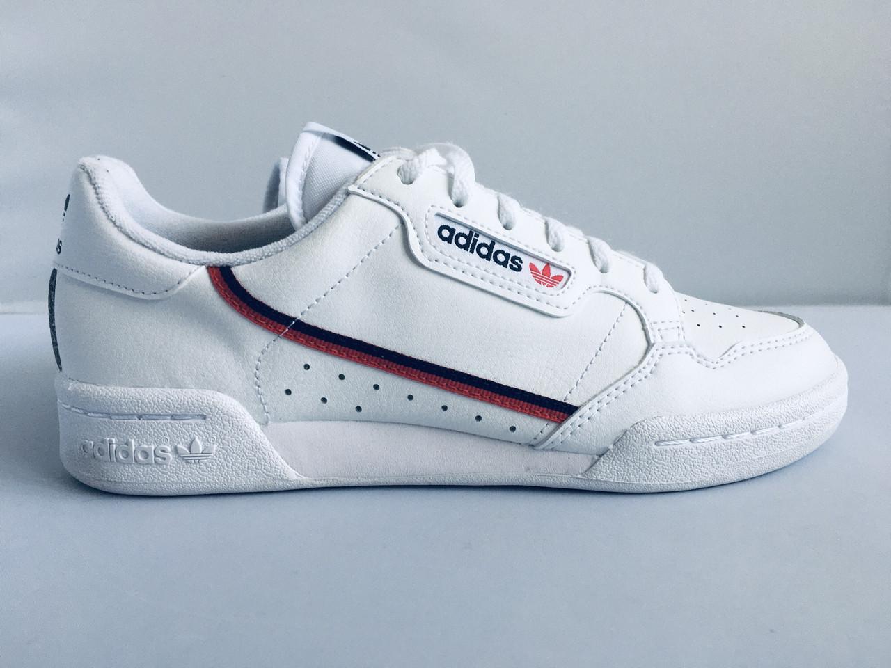 Кроссовки Adidas Original Continental 80, 38 размер