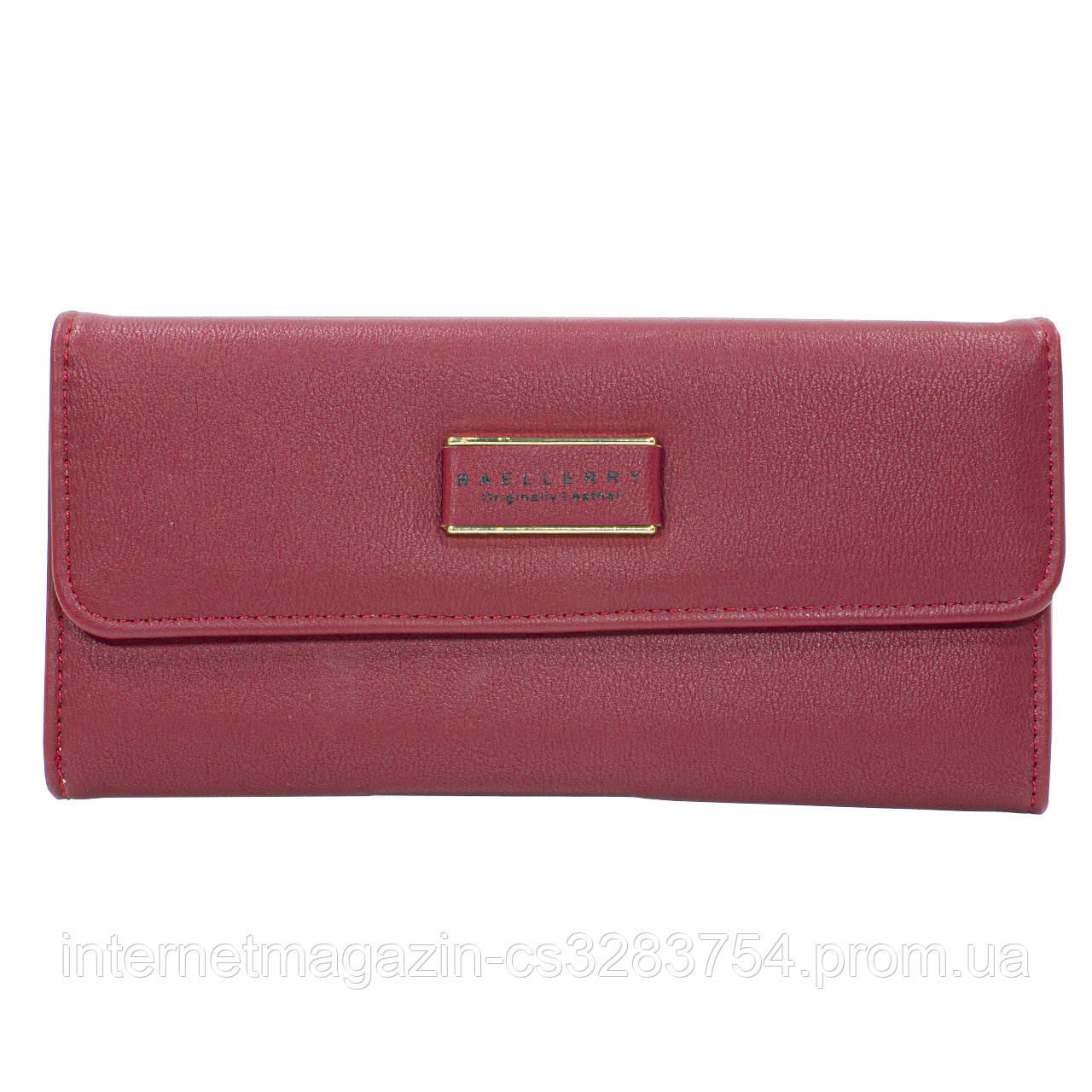 Женский кошелек Baellerry Forever Young 5703 Red (3538-10238)