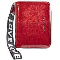 Женский кошелек Baellerry DR022 Red с ремешком (3544-10239), фото 1