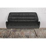 Кресло-банкетка TENERIFE (Тенерифе) тёмно-серая, фото 2