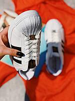 Кроссовки белые Adidas Superstar White, фото 1