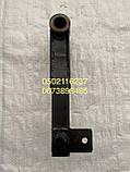 Важіль 54-0-124-1-2А натяжного шківа ременя ходового варіатора комбайн Нива СК-5, фото 2