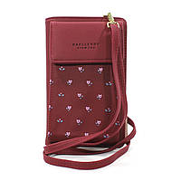 Женская кошелек-сумочка Baellerry N0103 Красный (4193-11930), фото 1
