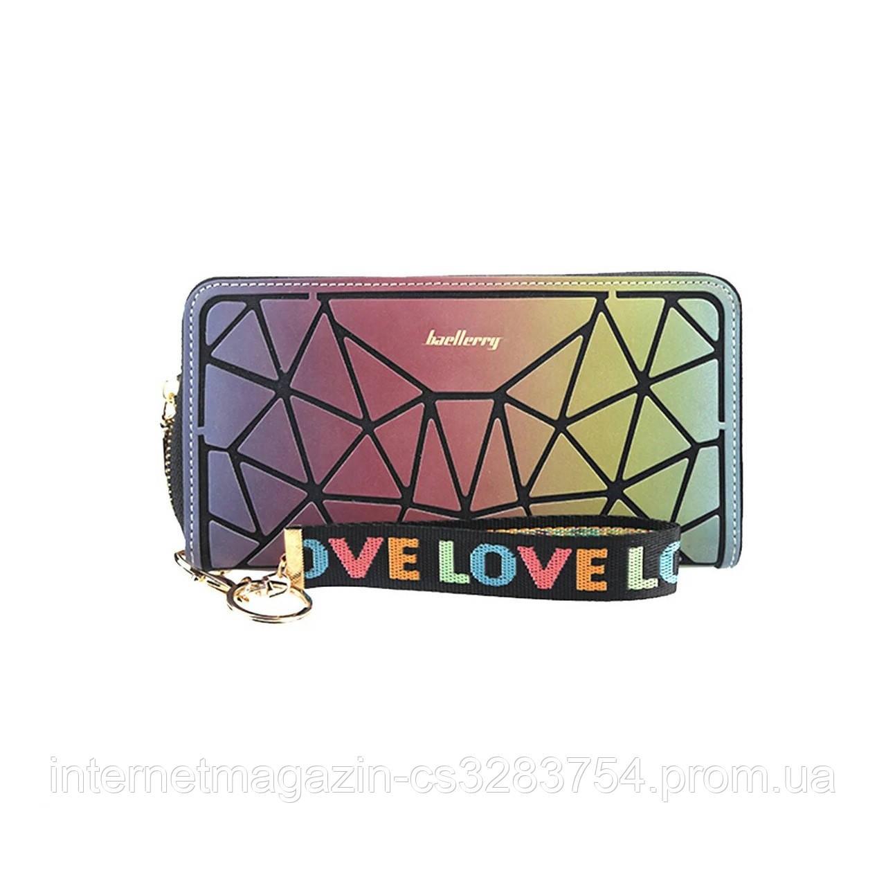 Женский кошелек клатч Baellerry N2825-1 Разноцветный (4198-11942)