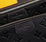 Сумка, клатч Луи Витон Monogram Multi-Pochette, кожаная реплика, фото 5