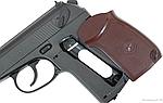 Пневматический пистолет Borner PM49 (Makarov), фото 2
