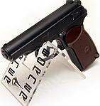 Пневматический пистолет Borner PM49 (Makarov), фото 6