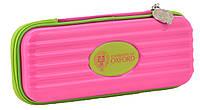 Пенал твердий  YES 3D Oxford ОX5596 розовый, 21*9.5*5