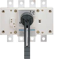 Выключатель нагрузки корпусный до 2х300мм2, 4п 630А, Hager