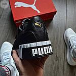 Мужские кроссовки Puma Cali Black/White 351TP, фото 5