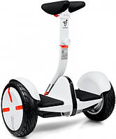 Гироскутер Ninebot by Segway miniPRO White, самобаланс, запас хода до 30 км, 18 км/час, ёмкая батарея