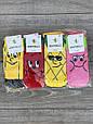 Дитячі підліткові шкарпетки бамбук Montebello для дівчаток і хлопчиків 9,11 років 12 шт в уп мікс 4 кольорів, фото 2