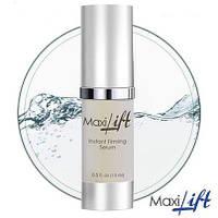 Сыворотка для лифтинга и подтяжки лица Maxilift, эссенция для кожи лица Максилифт, лифтинг лица