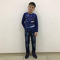 Реглан (футболка с длинным рукавом) на подростка ТМ MACKAYS, фото 1