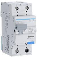 Дифференциальный автоматический выключатель 1P+N 6kA C-32A 30mA A