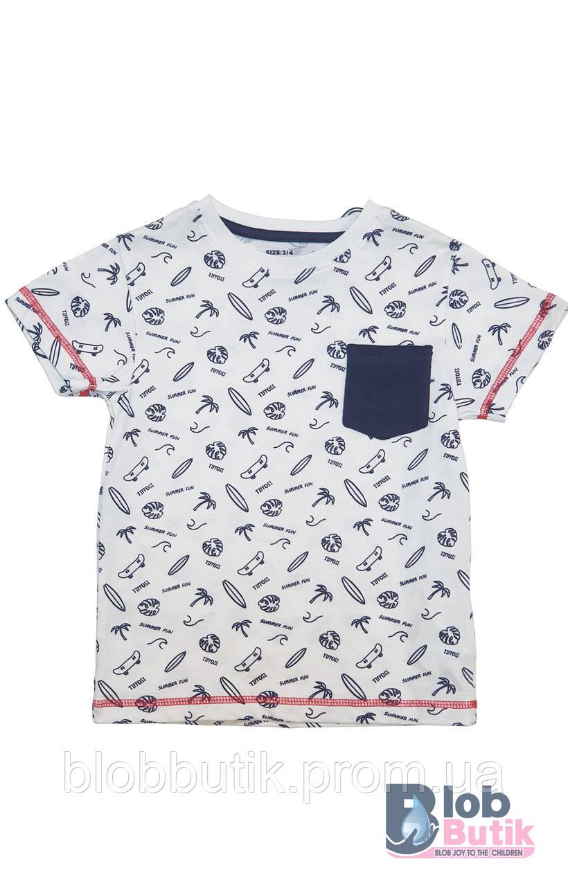 Дитяча футболка для хлопчика Tiffosi.