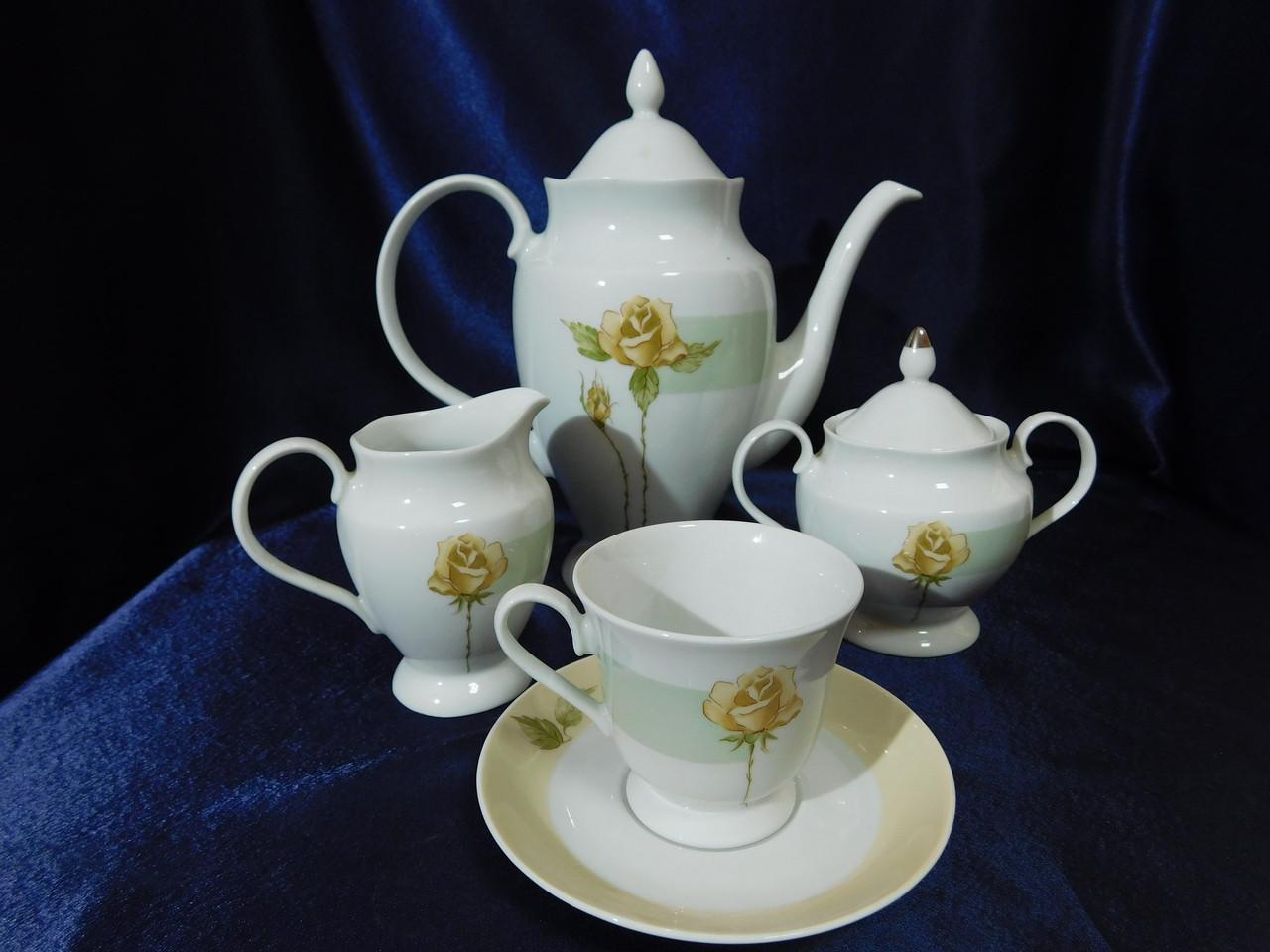 Чайний сервіз Chodziez Astra на 6 персон 15 предметів (5116)