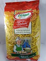 Макарони спіральки EkMak Babuni 1кг