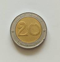 20 динаров Алжир 2007 г., фото 1