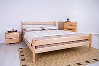 Кровать Ликерия с изножьем 120 х 200 см (бук натуральный)