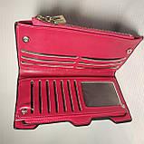 Класичний жіночий гаманець / Классический женский кошелек, фото 6