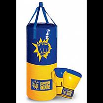 Набор боксерский большой, детский боксв украинском стиле