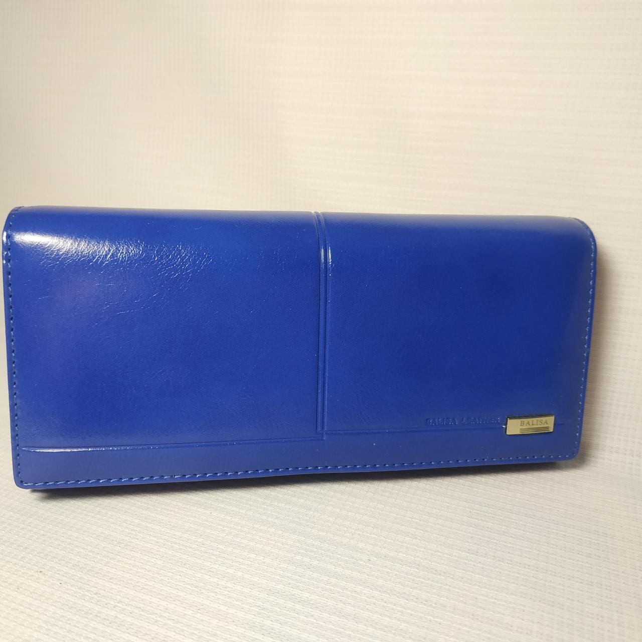Классический женский кошелек клатч из качественной PU кожи C806-081