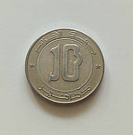 10 динаров Алжир 2013 г., фото 1