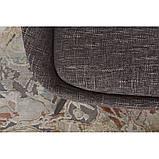 Кресло-банкетка TOLEDO NIC ( Толедо) рогожка кофе-мокко, фото 3