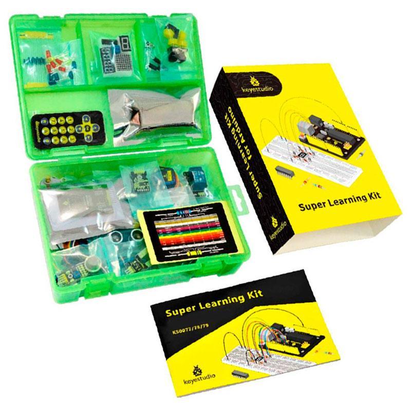 Супер набор Arduino kit Keyestudio + 32 урока обучения📙