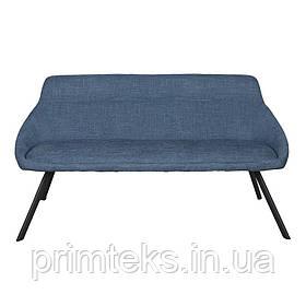 Кресло-банкетка TOLEDO NIC ( Толедо) рогожка тёмно-голубой