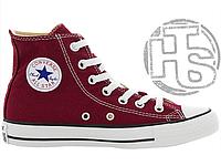 Женские кеды Converse Chuck Taylor All-Star Ox High-Top Red M9613