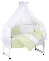 Комплект постельного белья детский Tuttolina Duo Hearts 4
