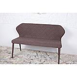 Кресло-банкетка VALENCIA (Валенсия) коричневая, фото 2