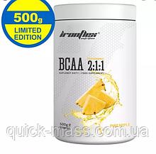 БЦАА Ironflex BCAA Performance 2-1-1 500g