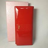 Класичний жіночий гаманець / Классический женский кошелек C88200-139, фото 2