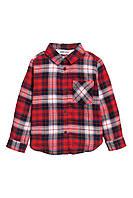 Рубашка HM 170 см Красный 6260808, КОД: 1627063