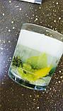Гелевая свеча в стакане, фото 2