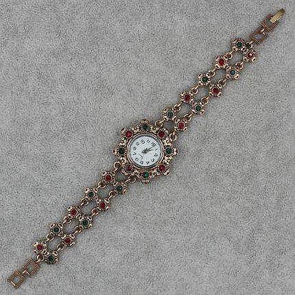 Кварцевые женские часы наручные Бижумир, фото 2