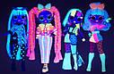 Лол Прекрасная Леди Груви Беби L.O.L lol Surprise OMG Lights Groovy Babe 565154, фото 8