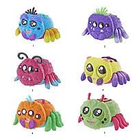 Интерактивная детская игрушка паучок фризз Hasbro Yellies Frizz Voice Activated Spider Pet оригинал